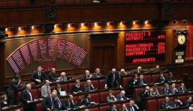 Parlamento - vitalizi