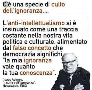 aforisma Isaac Asimov
